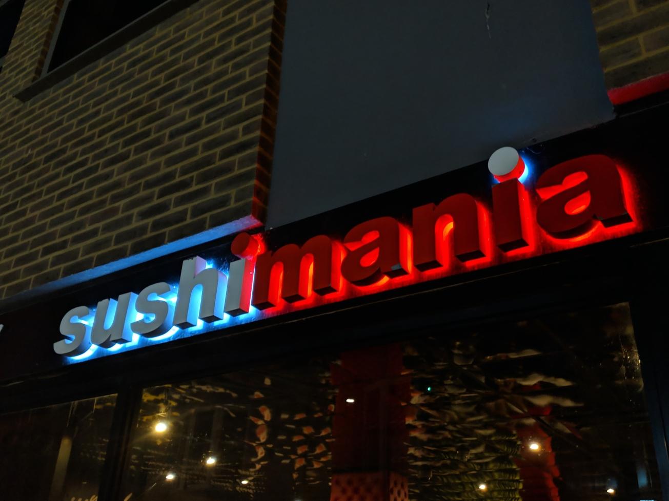 Sushi Mania Brighton Review The Brighton Blogger